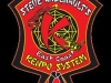 Steve Arsenault's Kenpo Karate Badge