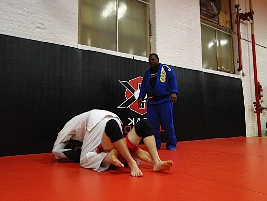 Instructor Daymon Smith 