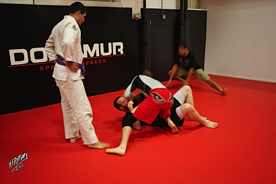 Instructor Jeff Karam 
