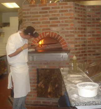 Brick Oven Pizza New Bedford MA