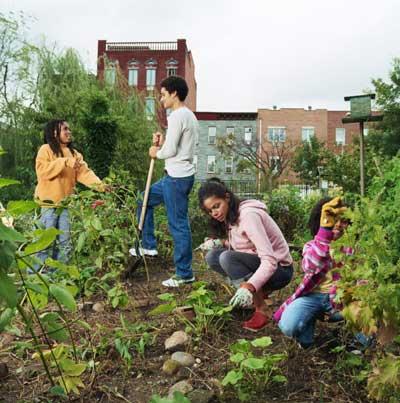 New Bedford CitiWork Neighborhood Improvement MiniGrants New