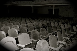 orpheum interior seating