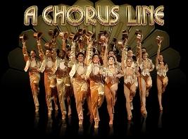 A Chorus Line Zeiterion New Bedford