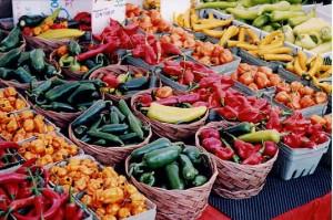 New Bedford Farmers' Markets