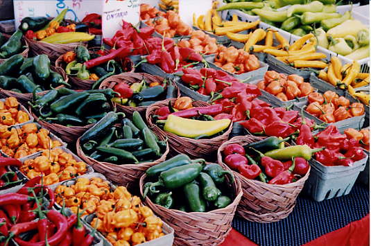 New Bedford Farmers' Markets