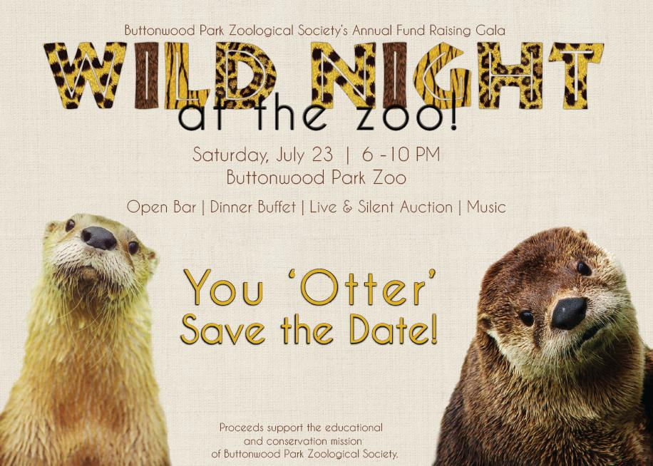 Wild Night Buttonwood Park Zoo New Bedford