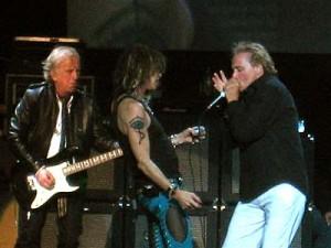 James Montgomery and Aerosmith