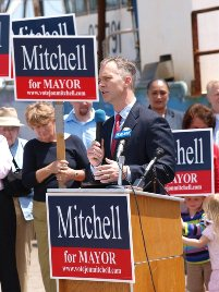 Jon Mitchell New Bedford Mayor candidate