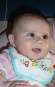 Baby Cloe Harding