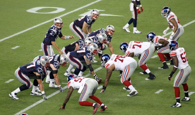 Patriots Giants Super Bowl