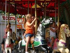 Whaling City Festival Carousel