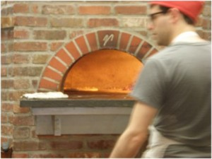 Brick Oven Pizza New Bedford