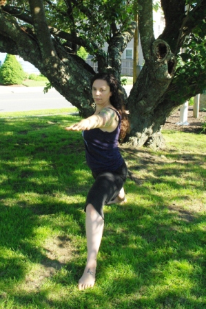Yoga in the Park - Buttonwood Park New Bedford