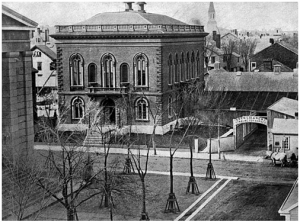 New Bedford City Hall 1910