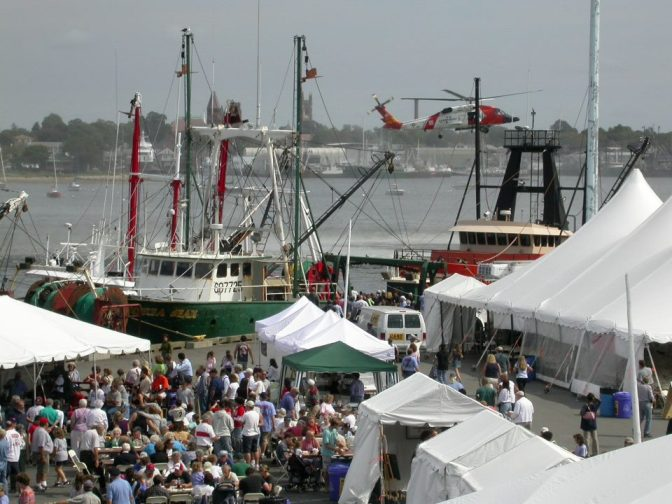 Working Waterfront Festival New Bedford