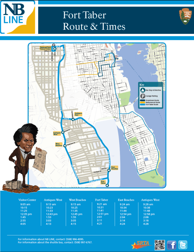 New Bedford Line Shuttle Service – New Bedford Guide