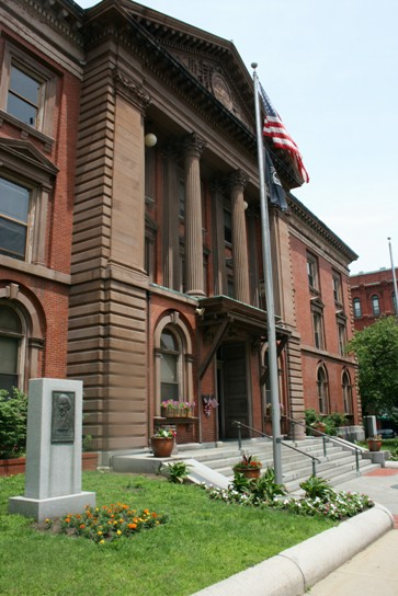 New Bedford City hall Building