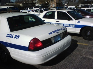 New Bedford Police Car
