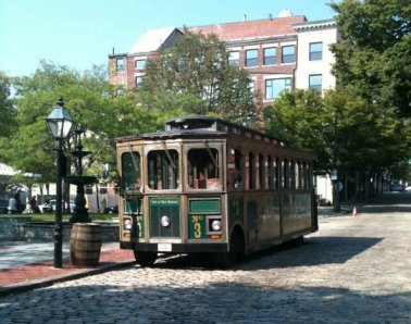New Bedford Trolley