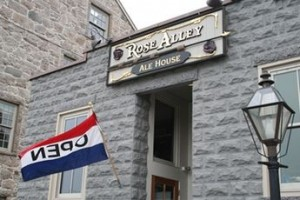Rose Alley Ale House New Bedford