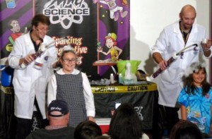 Whaling City Festival 2012 Mad Science