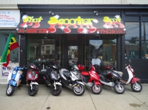 The Scooter Spot New Bedford