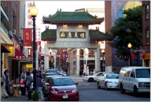 Chinatown Boston