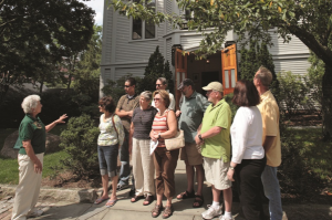 Downtown New Bedford Walking Tours