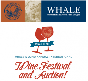 WHALE Wine Festival New Bedford 2012
