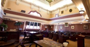 New Bedford City Council Chambers
