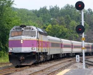 South Coast Rail Train