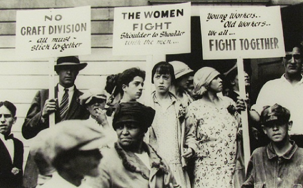 Textile Strike 1928