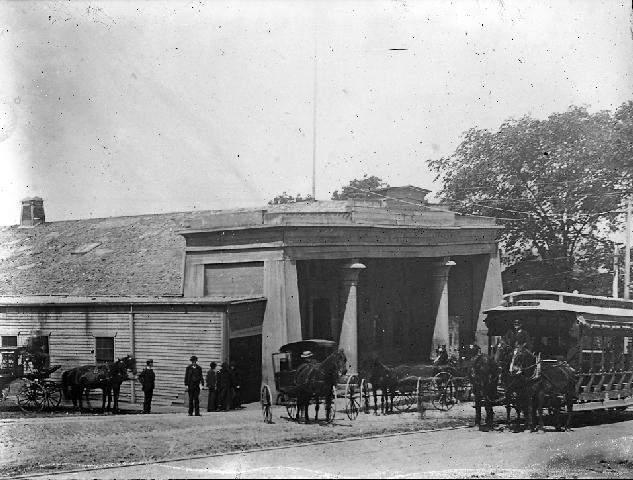 Warren Pearl Street Depot