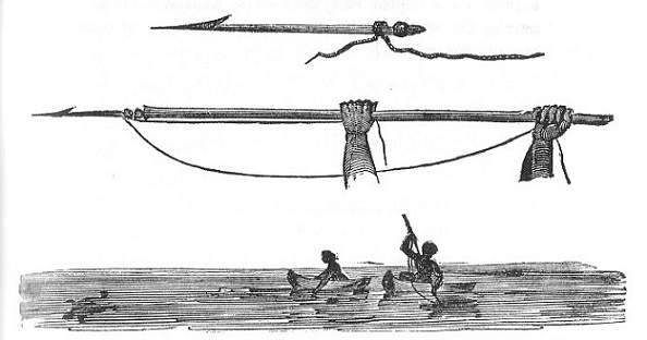inuit harpoon