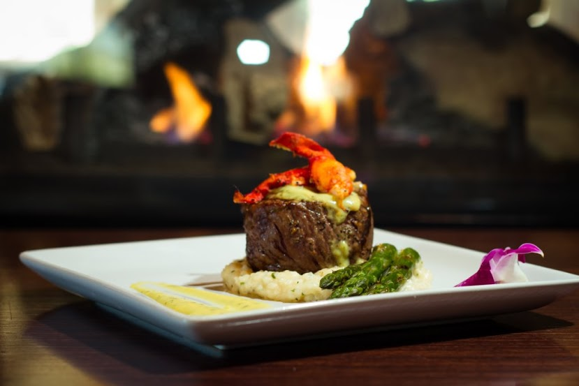Awards And Recognition: The Pasta House Filet Topped With Lobster And