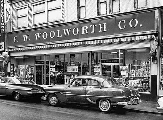 Who remembers woolworth s five dime new bedford guide Five and dime stores history