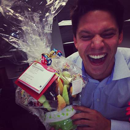 Edible Arrangements Makes Life Sweeter For Greater New