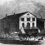 1856 Police Office on Second Street