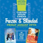 Frozen and Blended