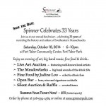 Fundraiser 33 Save the Date PC 2b