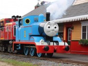 Thomas at the Station