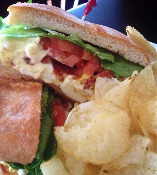 blt essay sandwich