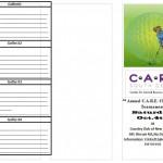 golf registration card