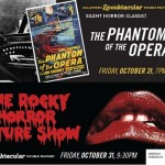 phantom of the opera and rocky horror at the Z