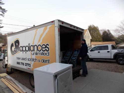 C&R Appliances – new & used Scratch and Dent shop doing big business in a  small town way! - New Bedford Guide