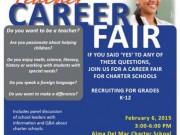 career fair flyer 2015