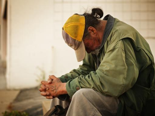 new bedford homeless