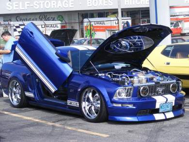 The Th Annual Car Show And Mustang Day New Bedford Guide - Mustang car shows