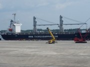 MV Thorco Svenborg New Bedford
