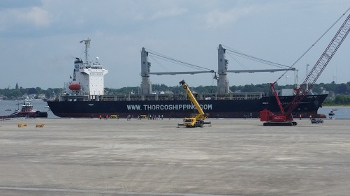 MV Thorco Svenborg New Bedford